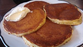 LogCabin Pancakes