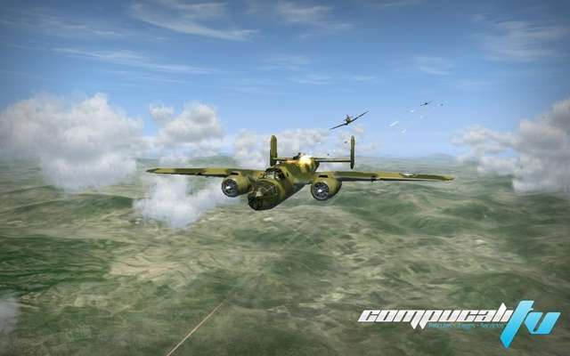WarBirds World War II Combat Aviation PC Game