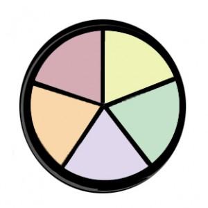 Il pigmentary nota su un corpo in area inguinale