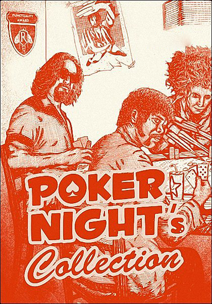Poker Nights Collection PC Full