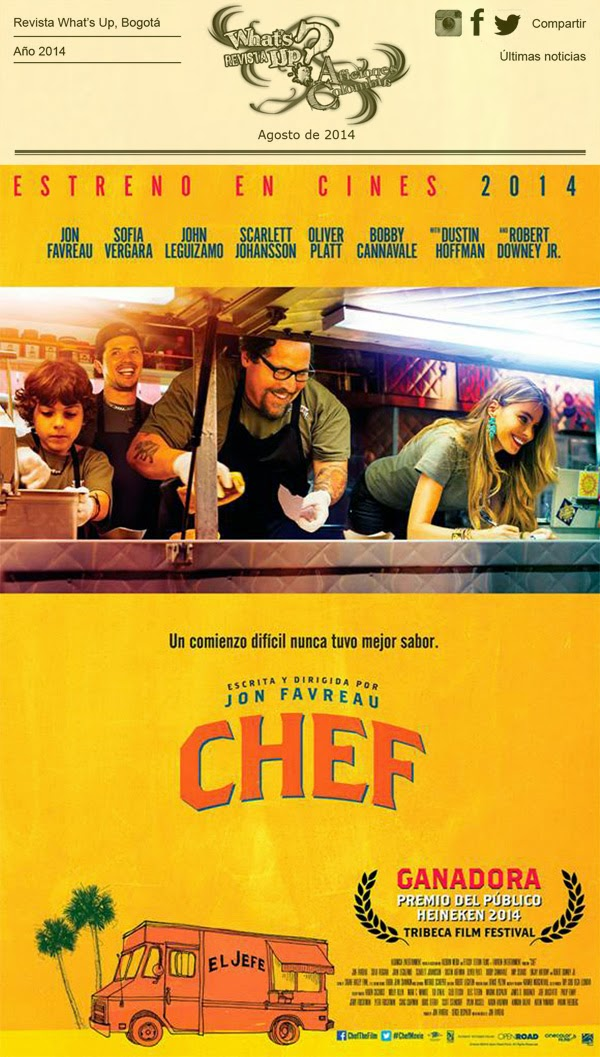 Chef-Estreno-cines-agosto-2014-pelicula
