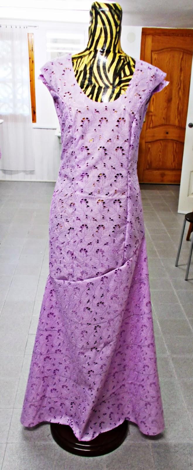 Traje-vestido-flamenca-patrón-paso a paso-costura-volantes-enagua-9