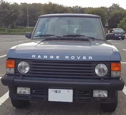 CLASSIC RANGE ROVER          ★2号機★