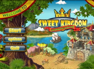 Sweet Kingdom : Enchanted Princess