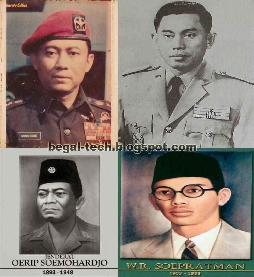 Profile lengkap pahlawan kabupaten purworejo