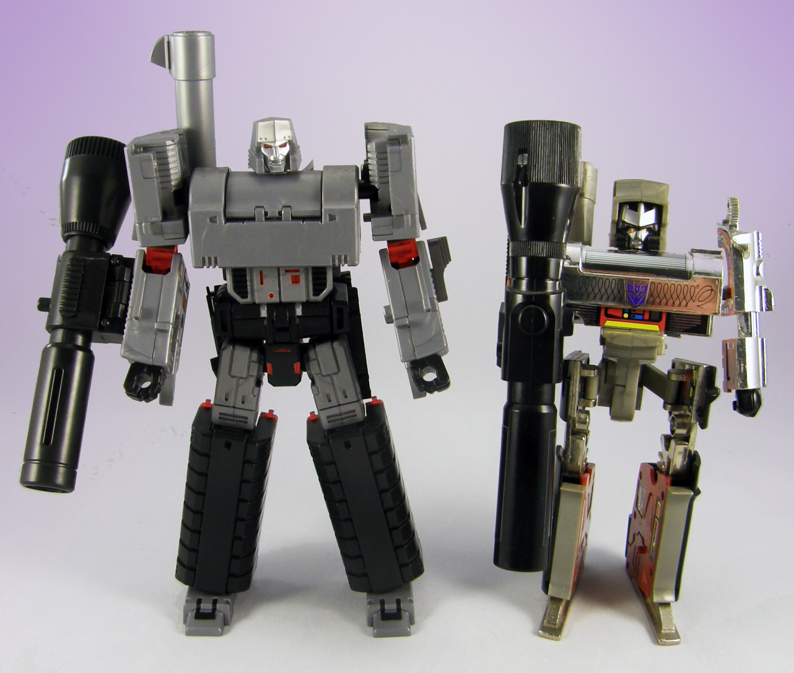 Hegemon Megatron Review Hegemon And g1 Megatron