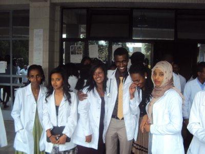 Ethiopian Doctors