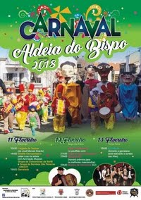 Aldeia do Bispo (Sabugal)- Carnaval Taurino 2018