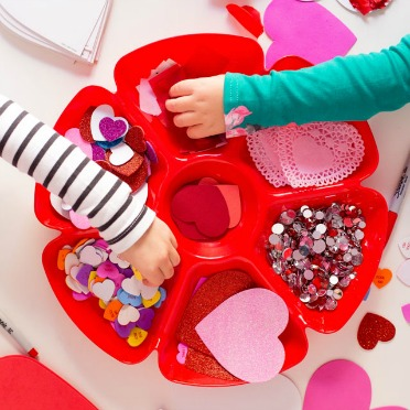 Tips for making homemade Valentines