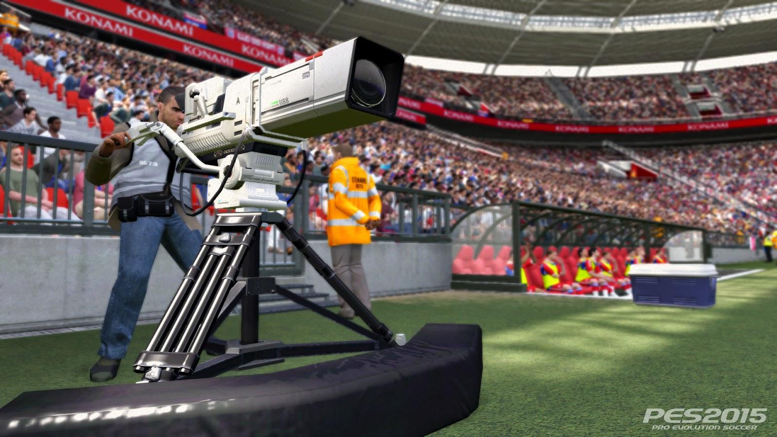 [GameGokil.com] Pro Evolution Soccer 2015 (PES 2015) Single Link Direct Link Full Version