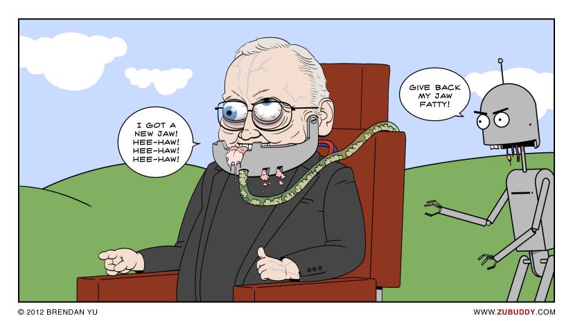 The New Roger Ebert