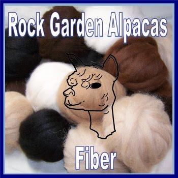 Welcome To Rock Garden Alpacas Fiber