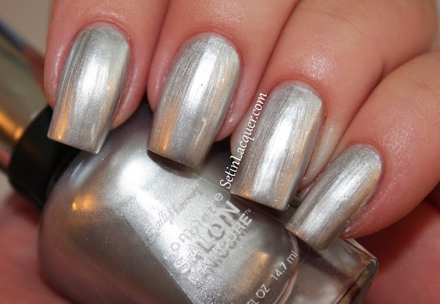 Sally Hansen Platinum Star