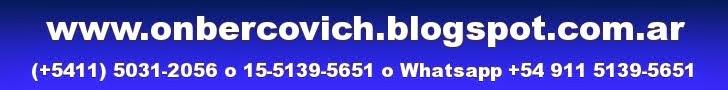 Osvaldo N. Bercovich PROPIEDADES 5031-2056 o 15-5139-5651