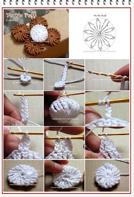Clase Yoyos De Crochet Desde Enrhedando