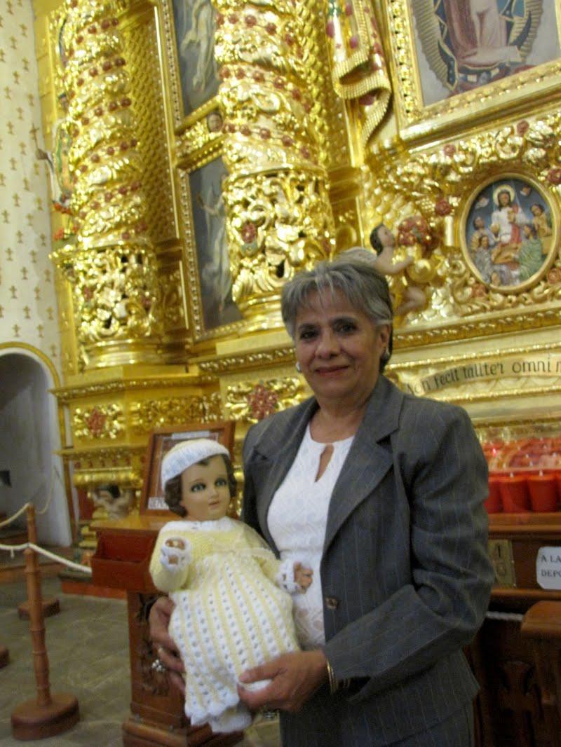 La Virgen De La Candelaria Y Con Ella La Bendicion De Los Ninos Dios Y