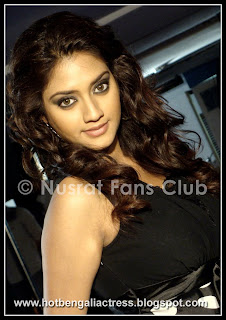 Nusrat Jahan Sexy Hot Picture
