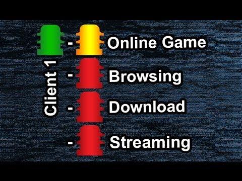 Bandwidth Management Untuk Warnet Dan Game Online