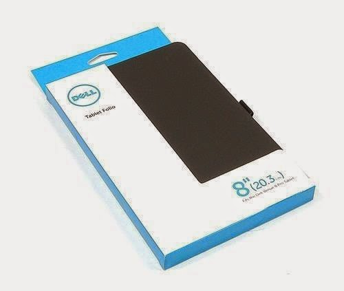 "NEW Genuine OEM Dell P7M90 Venue 8 Pro Tablet 8"" Black Soft Touch Case"