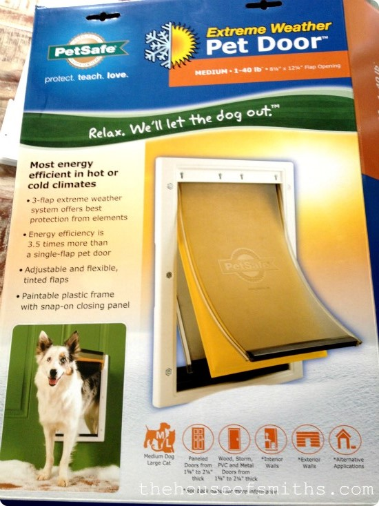 Embracing The Dog People Way Of Life Installing A Doggy Door