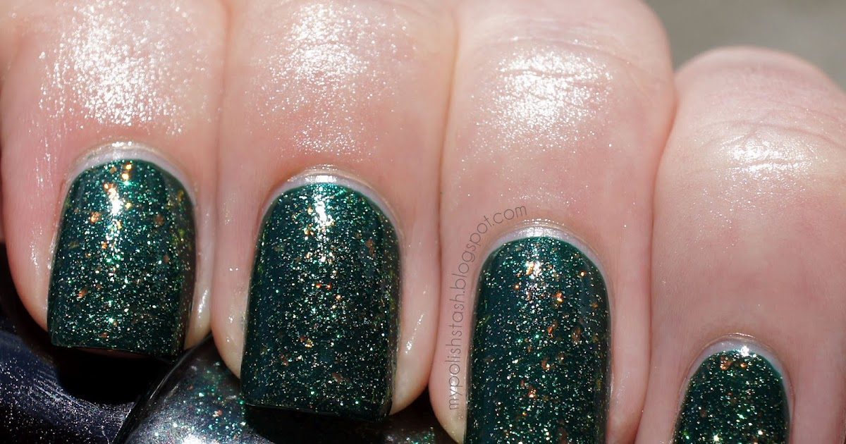 My Polish Stash: Cult Nails - Toxic Seaweed over Butter ...