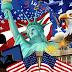 American Flag 2048 X 1536 iPad Wallpaper
