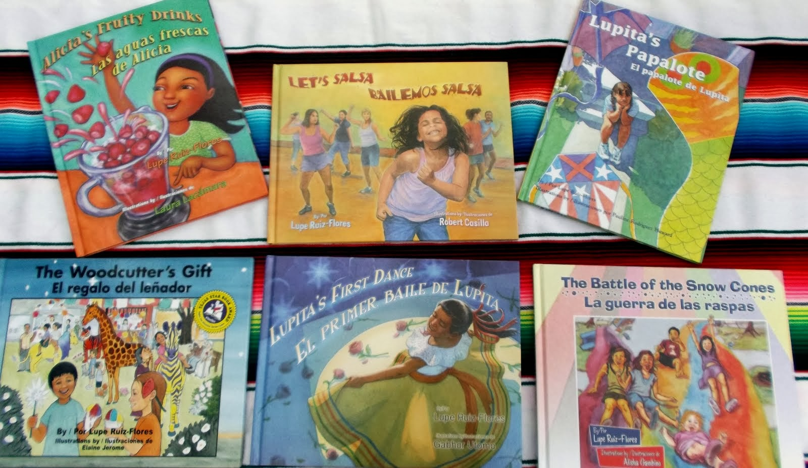 Author's Bilingual Picture Books