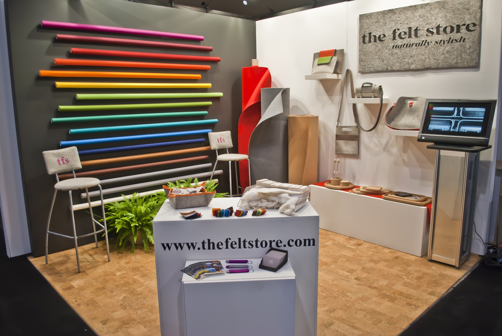 Interior Design Show 2012 | The Felt Store