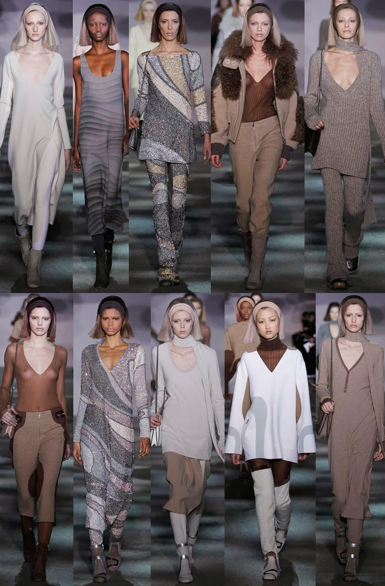 Marc Jacobs fall winter 2014 runway collection, NYFW, fashion week