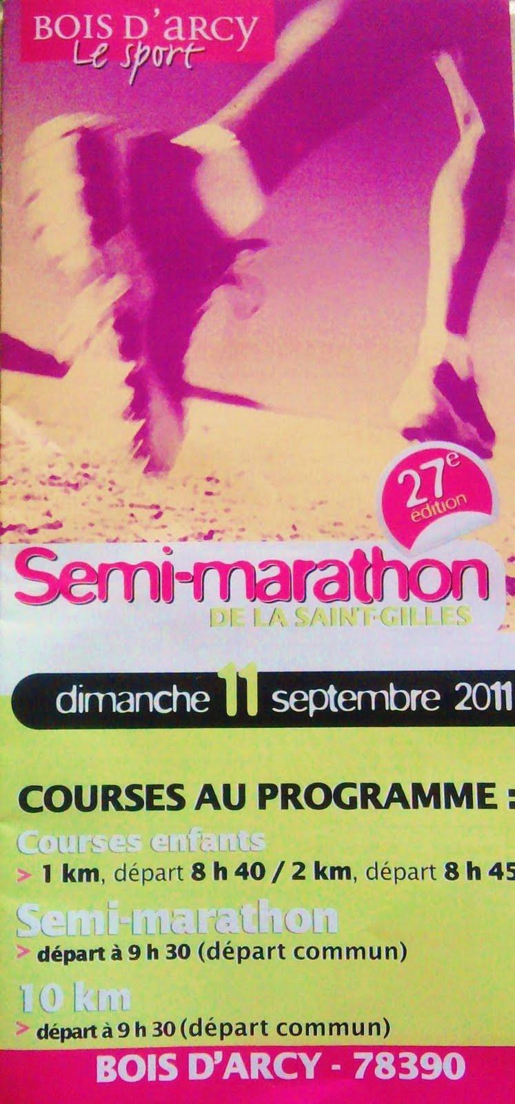 Mes courses hors stade 27ème édition des Courses de la  ~ Leclerc Voyage Bois D Arcy
