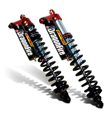DragonFire ProSpec Shocks By Elka