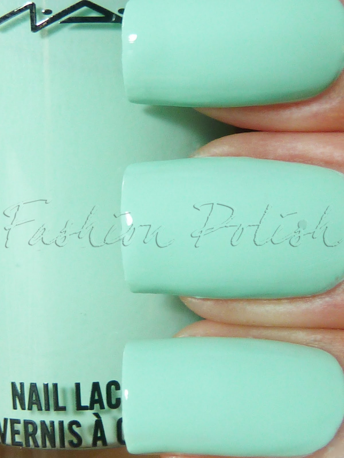 Fashion Polish: MAC Quite Cute Swatches and Review