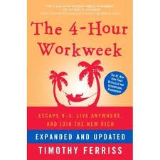 4 Hour Work Week book cover for expanded version