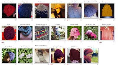projet tricot crochet carofoliz diy