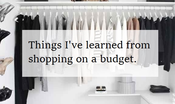 High Street Shopping tips