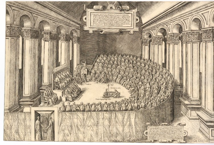 the council of trent and the Comprised of three major meeting periods between 1545 and 1563, the council of trent marks a turning point in the history of early modern catholicism, one consciously differentiating roman catholicism from every protestant confession the origins of the council arise from many diverse events and .