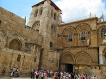 Church of Holy Sepulchre, Old City of Jerusalem: A Holy Place for Christians