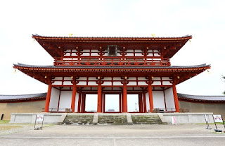 Suzaku Gate (Suzaku Mon)