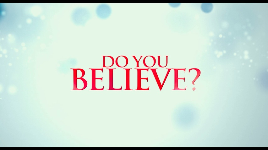 do you believe Do you believe in curiosity do you believe in what you cannot see.