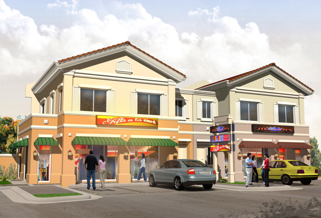 Shop Houses At Villa Montserrat Taytay House And Lot For