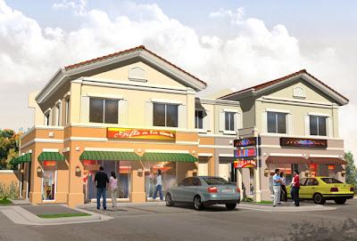 Shop House at Villa Montserrat Taytay