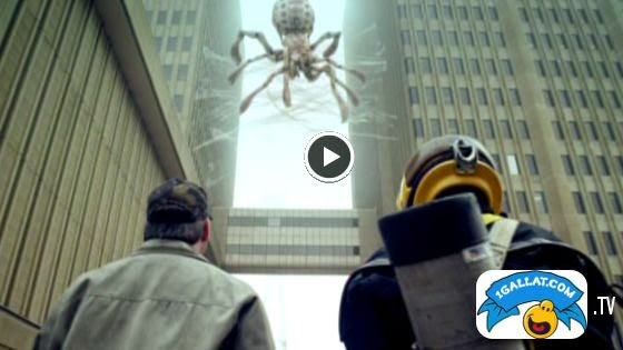 Movie - Film Arachnoquake (English Language - Sottotitoli Italiano) - Filma HD Me Titra Shqip
