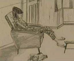Рисунки Фредди Меркьюри