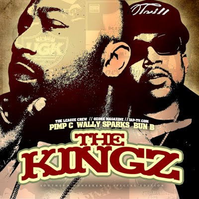 VA-Wally_Sparks-UGK_The_Kings_(Southern_Conference_Special_Edition)-Bootleg-2006-eXe
