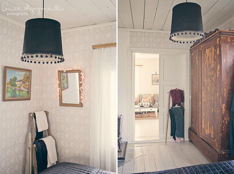 Kuddar Jysk : I lilla kamomillas villa sovrummets nya nyanser