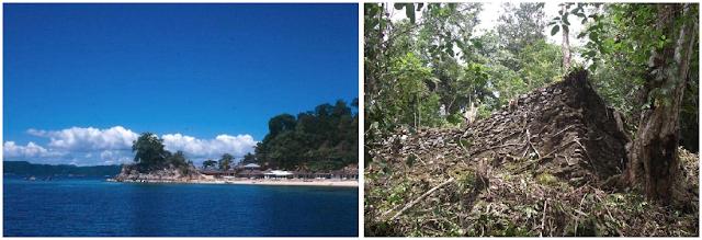 Pulau Kasiruta - Wisata Halmahera Selatan