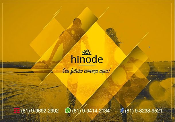 HINODE PERFUMES E COSMÉTICOS