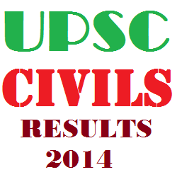 UPSC Civils Final_Result_2014