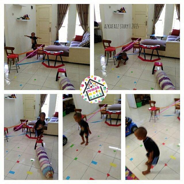 Perkembangan Motorik Kasar Anak Usia 2-4 Tahun | Rumah