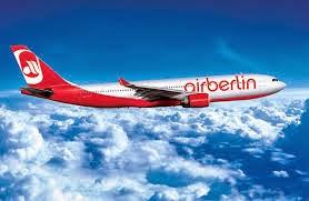 airberlin, berlin, aircraft, airplane, plane, clouds, flight, taivas, lentokone